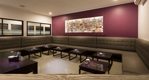 Enjoy and relax at our lounge. Experience coffee as you never before.